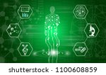 abstract background technology... | Shutterstock .eps vector #1100608859