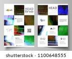 business template for brochure  ...   Shutterstock .eps vector #1100648555