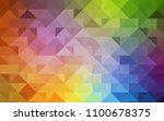 light multicolor vector... | Shutterstock .eps vector #1100678375