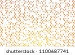 light orange vector modern... | Shutterstock .eps vector #1100687741
