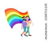 vector illustration concept... | Shutterstock .eps vector #1100711135