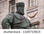 saint petersburg  russia  ... | Shutterstock . vector #1100715815