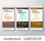 the original finest chocolate... | Shutterstock .eps vector #1100733149