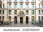 london  uk   17 may 2018  the... | Shutterstock . vector #1100760419