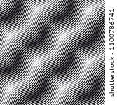 vector seamless pattern.... | Shutterstock .eps vector #1100786741