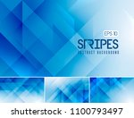 vector fractal and stripes... | Shutterstock .eps vector #1100793497