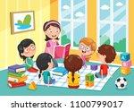 vector illustration of... | Shutterstock .eps vector #1100799017