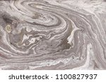 marble abstract acrylic wave... | Shutterstock . vector #1100827937