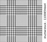 glen plaid vector pattern in... | Shutterstock .eps vector #1100854664