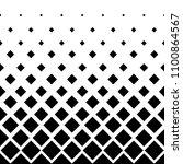 rhombus black and white...   Shutterstock .eps vector #1100864567