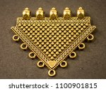 oxidized jewelry images   Shutterstock . vector #1100901815