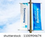 baltimore md usa   4 6 2018  2... | Shutterstock . vector #1100904674