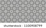 seamless vector geometric... | Shutterstock .eps vector #1100908799