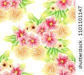 abstract elegance seamless... | Shutterstock . vector #1101101147