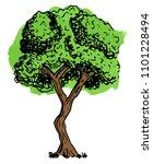 vector illustration of a... | Shutterstock .eps vector #1101228494