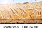 empty table background | Shutterstock . vector #1101252509