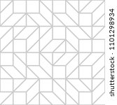 mesh repeating texture linear... | Shutterstock .eps vector #1101298934