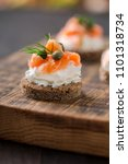 Mini Catering Sandwiches With...