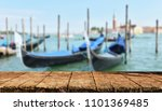 empty table background | Shutterstock . vector #1101369485