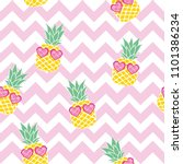 vector seamless pattern with... | Shutterstock .eps vector #1101386234