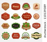 collection of premium quality... | Shutterstock .eps vector #110139389