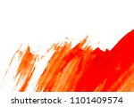 texture of red watercolour... | Shutterstock . vector #1101409574