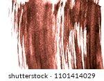 texture of brown watercolor... | Shutterstock . vector #1101414029
