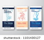 the original finest chocolate... | Shutterstock .eps vector #1101430127