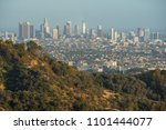 griffith observatory  la  usa | Shutterstock . vector #1101444077