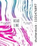 digital marble cover design for ... | Shutterstock .eps vector #1101476897