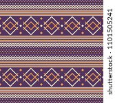 seamless abstract pattern with...   Shutterstock .eps vector #1101505241