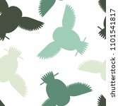 seamless vector pattern with... | Shutterstock .eps vector #1101541817