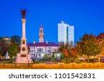 worcester  massachusetts  usa... | Shutterstock . vector #1101542831