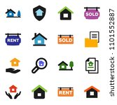 solid vector ixon set   house... | Shutterstock .eps vector #1101552887