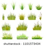 color vector image of a green... | Shutterstock .eps vector #1101573434