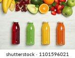 flat lay composition with tasty ... | Shutterstock . vector #1101596021