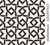 vector seamless pattern. modern ... | Shutterstock .eps vector #1101597617