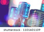 live music background... | Shutterstock . vector #1101601109
