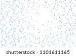 light blue vector abstract... | Shutterstock .eps vector #1101611165