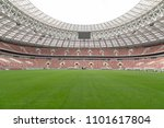 moscow  russia   05.19.2018.... | Shutterstock . vector #1101617804