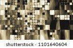 art abstract monochrome black ... | Shutterstock . vector #1101640604