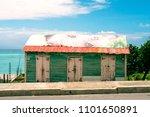 dominican republic  pedernales  ...   Shutterstock . vector #1101650891