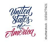 united states of america...   Shutterstock .eps vector #1101677621