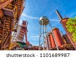 birmingham  alabama  usa...   Shutterstock . vector #1101689987