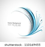 abstract business technology... | Shutterstock .eps vector #110169455