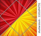 comic diagonal light background ...   Shutterstock .eps vector #1101694751