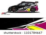 car graphic background vector.... | Shutterstock .eps vector #1101784667