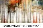 art abstract colorful geometric ... | Shutterstock . vector #1101824954