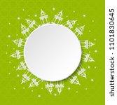ramadan kareem greeting card... | Shutterstock .eps vector #1101830645