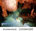 A Wishing Well In Cave Or...